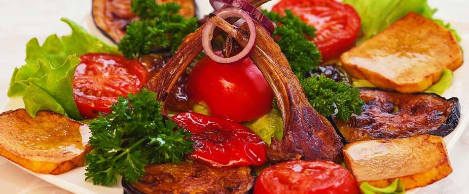 Мясо «Огни Баку»