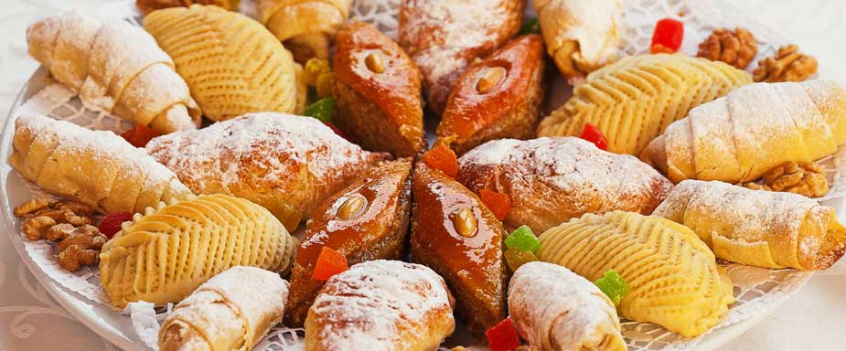 «Восточные сладости»